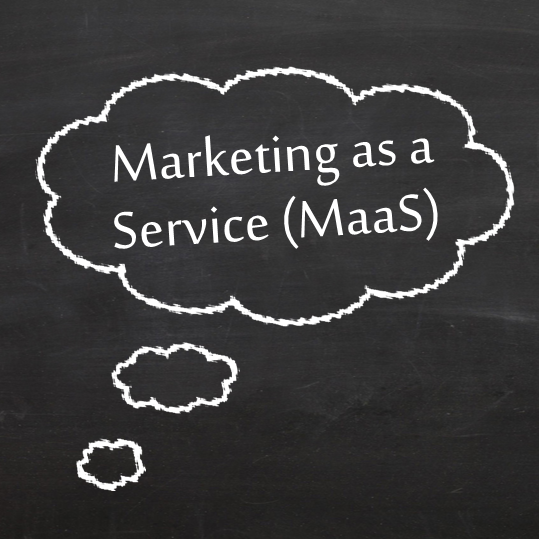 Marketing as a Service
